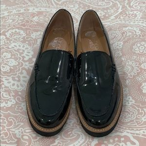 Franco Sarto Patent Leather Loafers